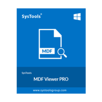 SysTools MDF Viewer Pro discount coupon