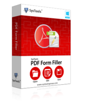 >20% Off Coupon code SysTools PDF Form Filler