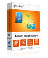 SysTools Address Book Recovery discount coupon