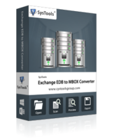 SysTools Exchange EDB to MBOX Converter discount coupon