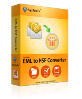 SysTools EML to NSF Converter discount coupon
