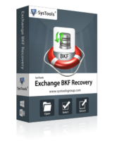>20% Off Coupon code SysTools Exchange BKF Recovery