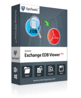 >20% Off Coupon code SysTools EDB Viewer PRO