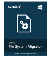 >20% Off Coupon code SysTools File System Migrator