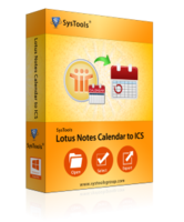 >20% Off Coupon code SysTools Lotus Notes Calendar to ICS