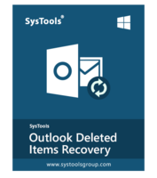 >20% Off Coupon code SysTools Outlook Deleted Items Recovery