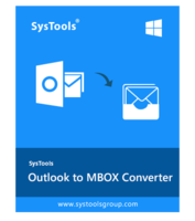 >20% Off Coupon code SysTools Outlook to MBOX Converter