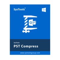 cheap SysTools PST Compress