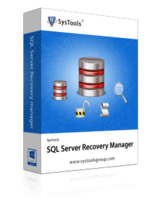 >20% Off Coupon code SysTools SQL Server Recovery Manager - Site License